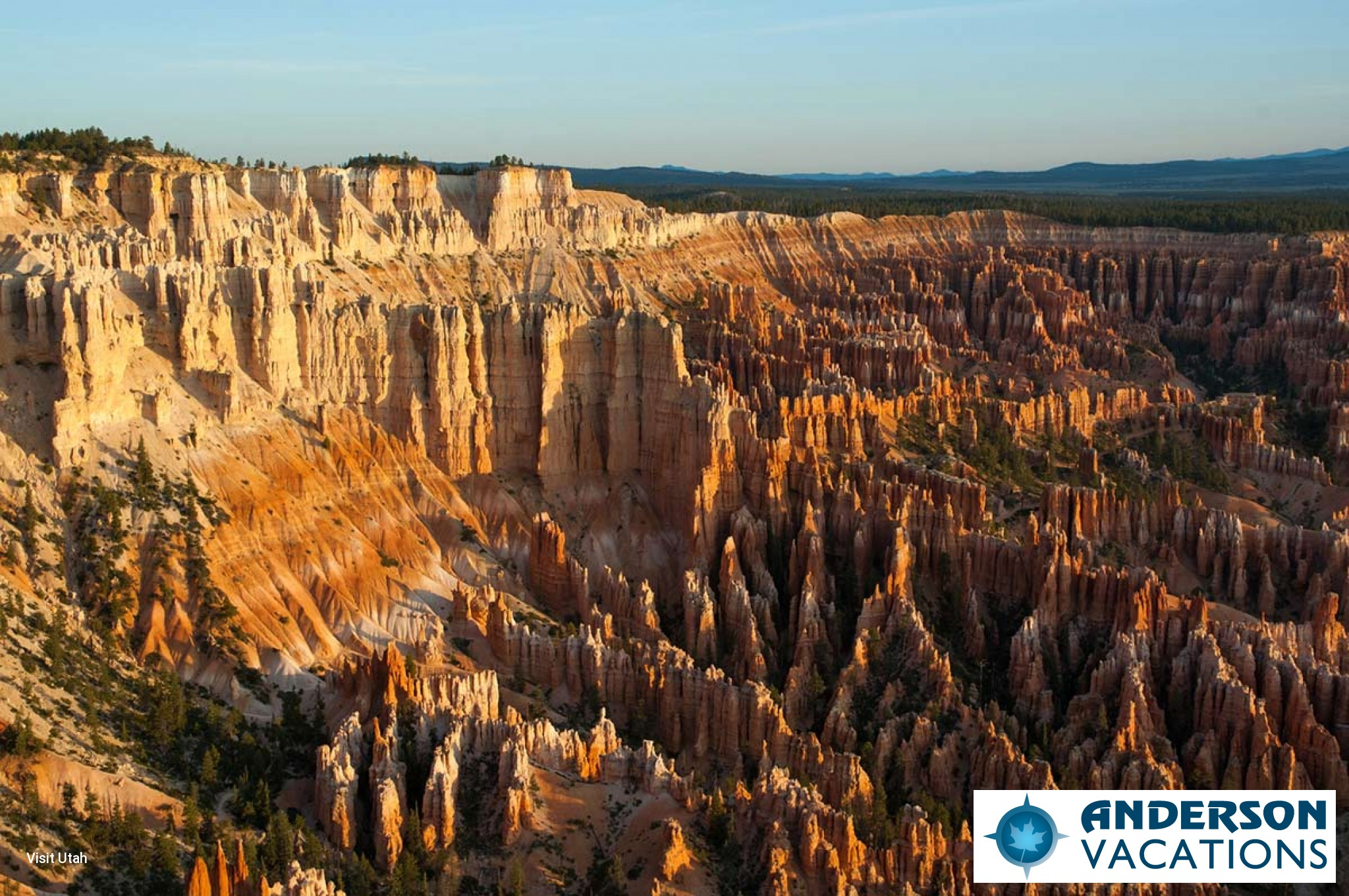 Sunset Bryce Canyon National Park