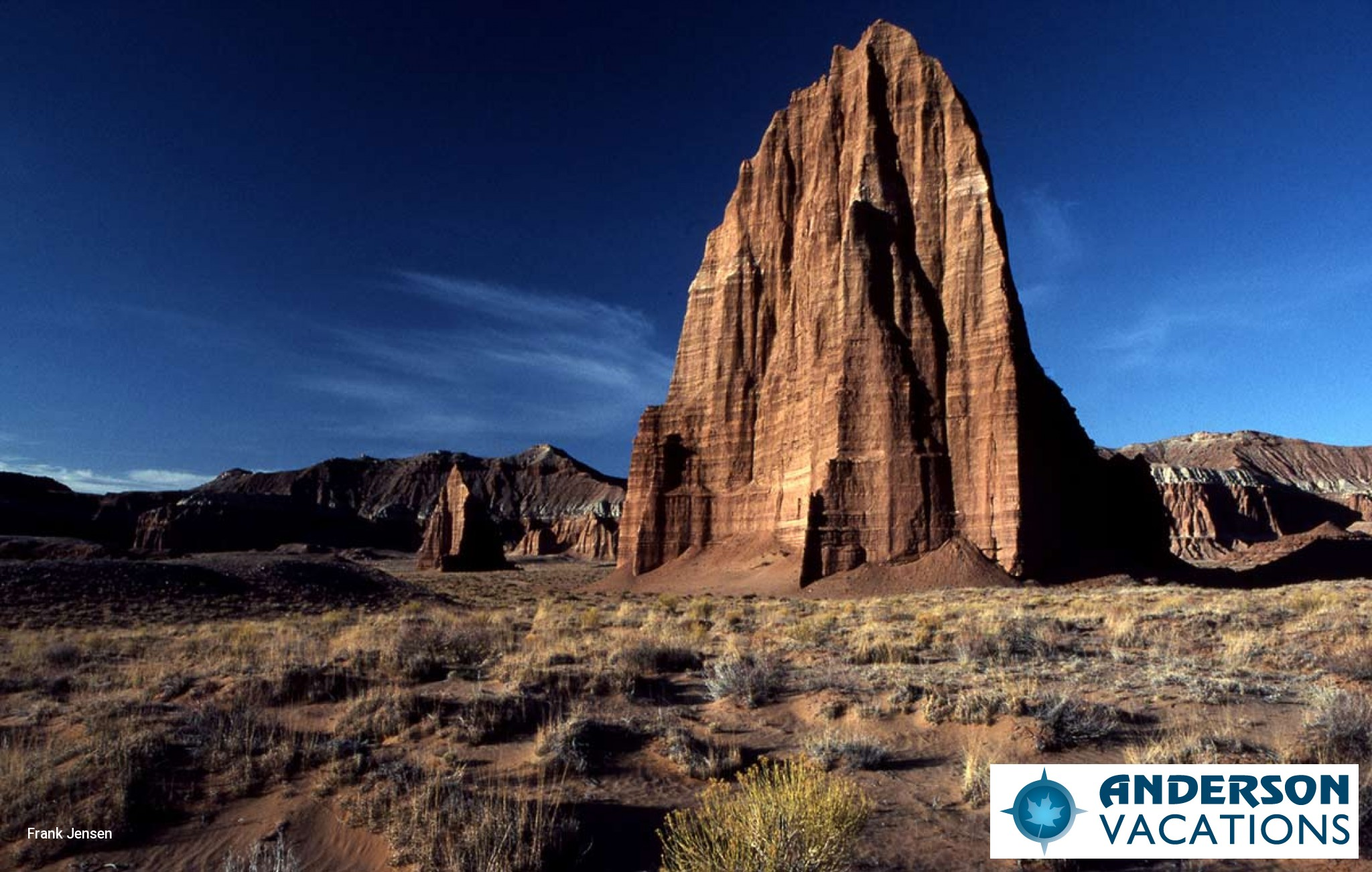 Cathedral Valley - Capitol Reef