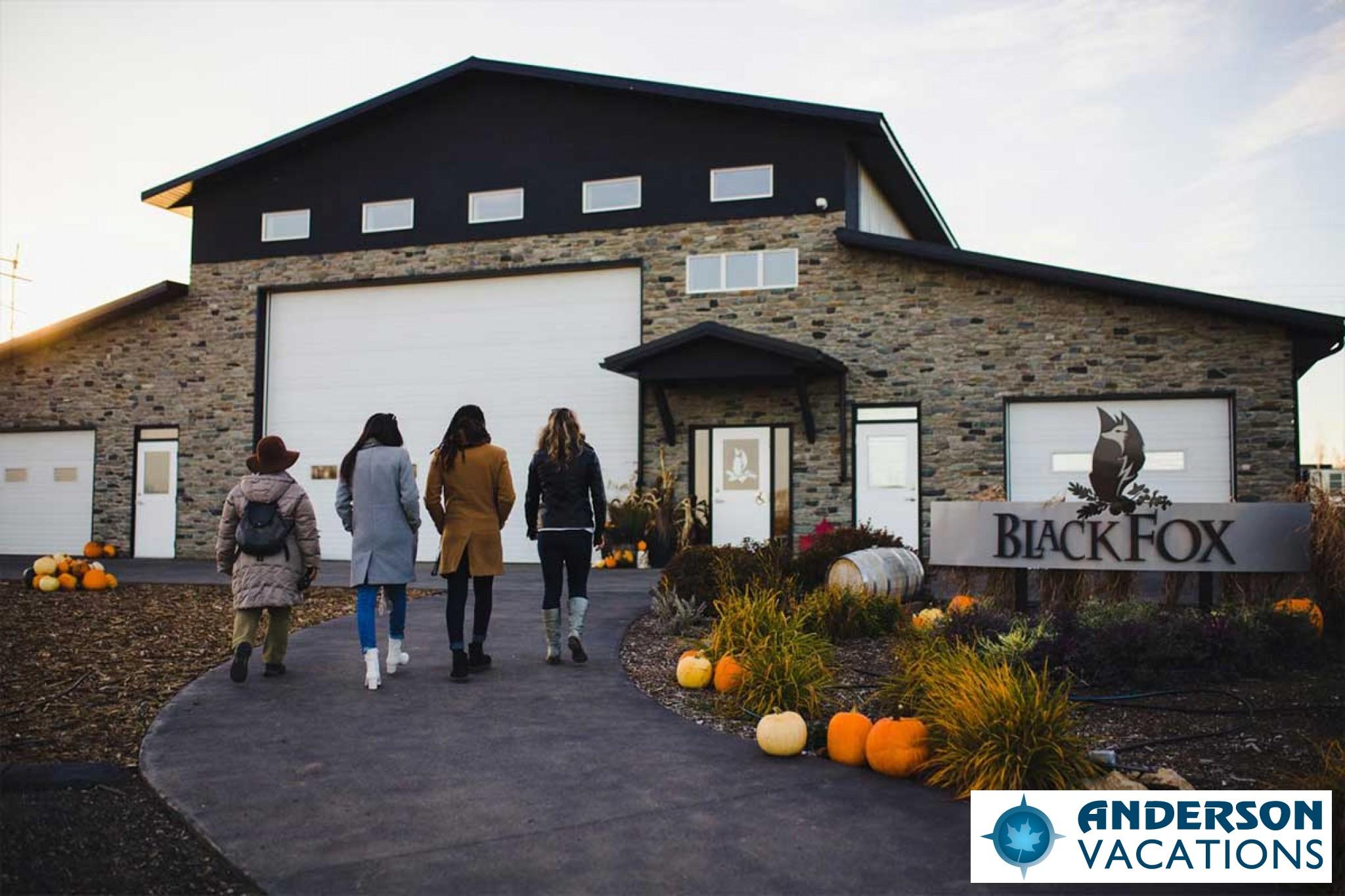 Black Fox Distillery