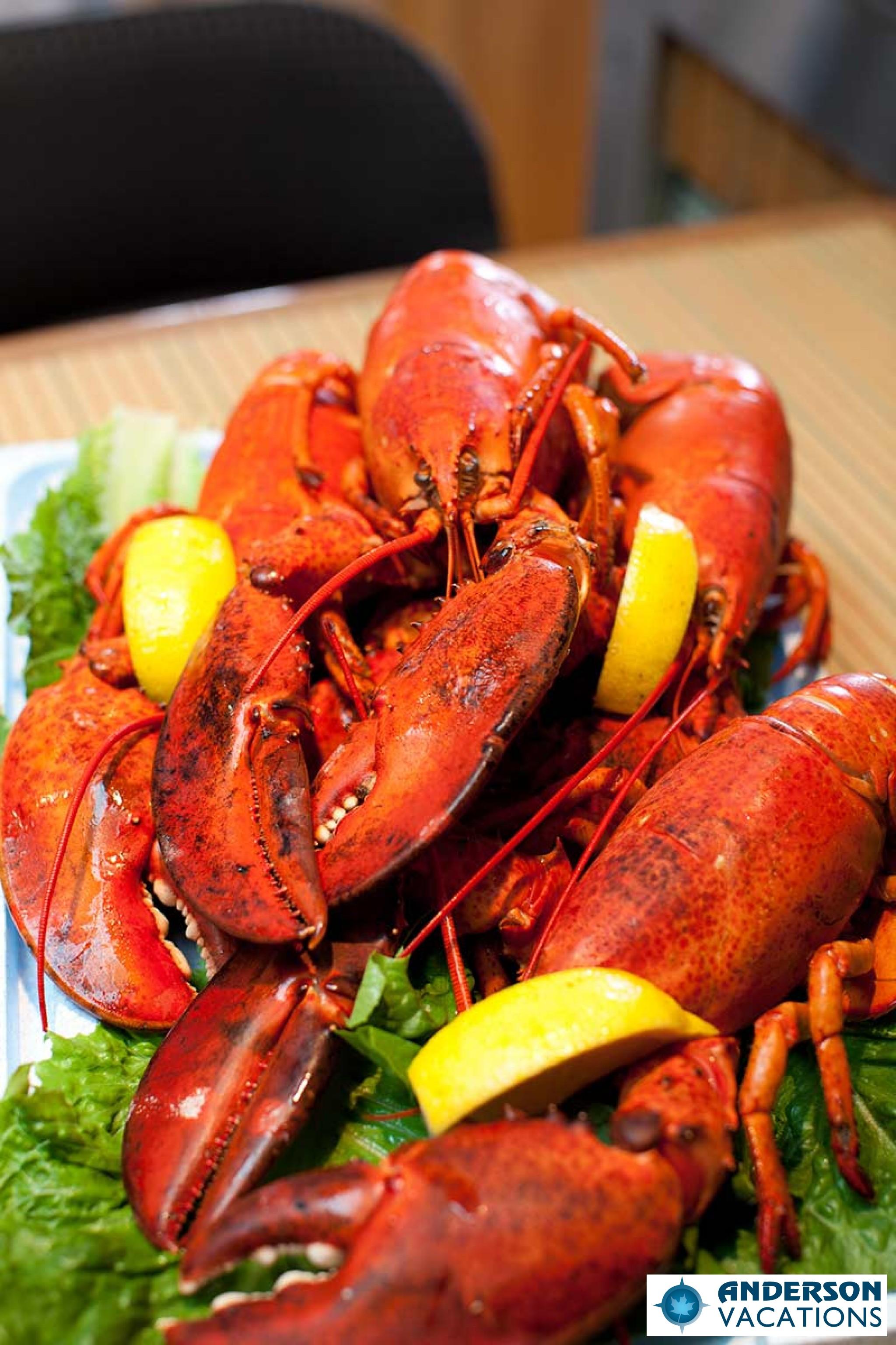 Local PEI Lobster