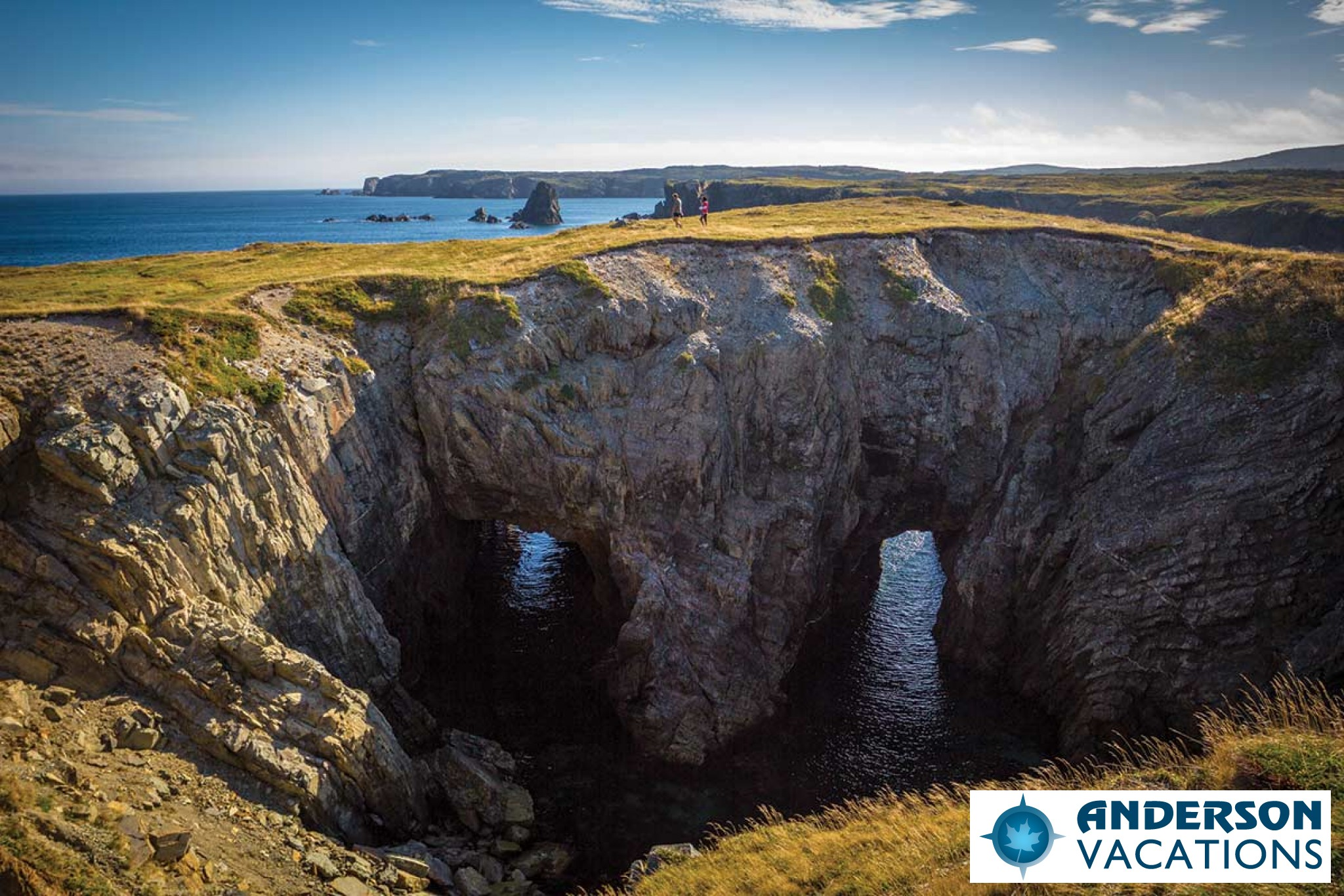 Bonavista - Sea Cave, Dungeon Provincial Park