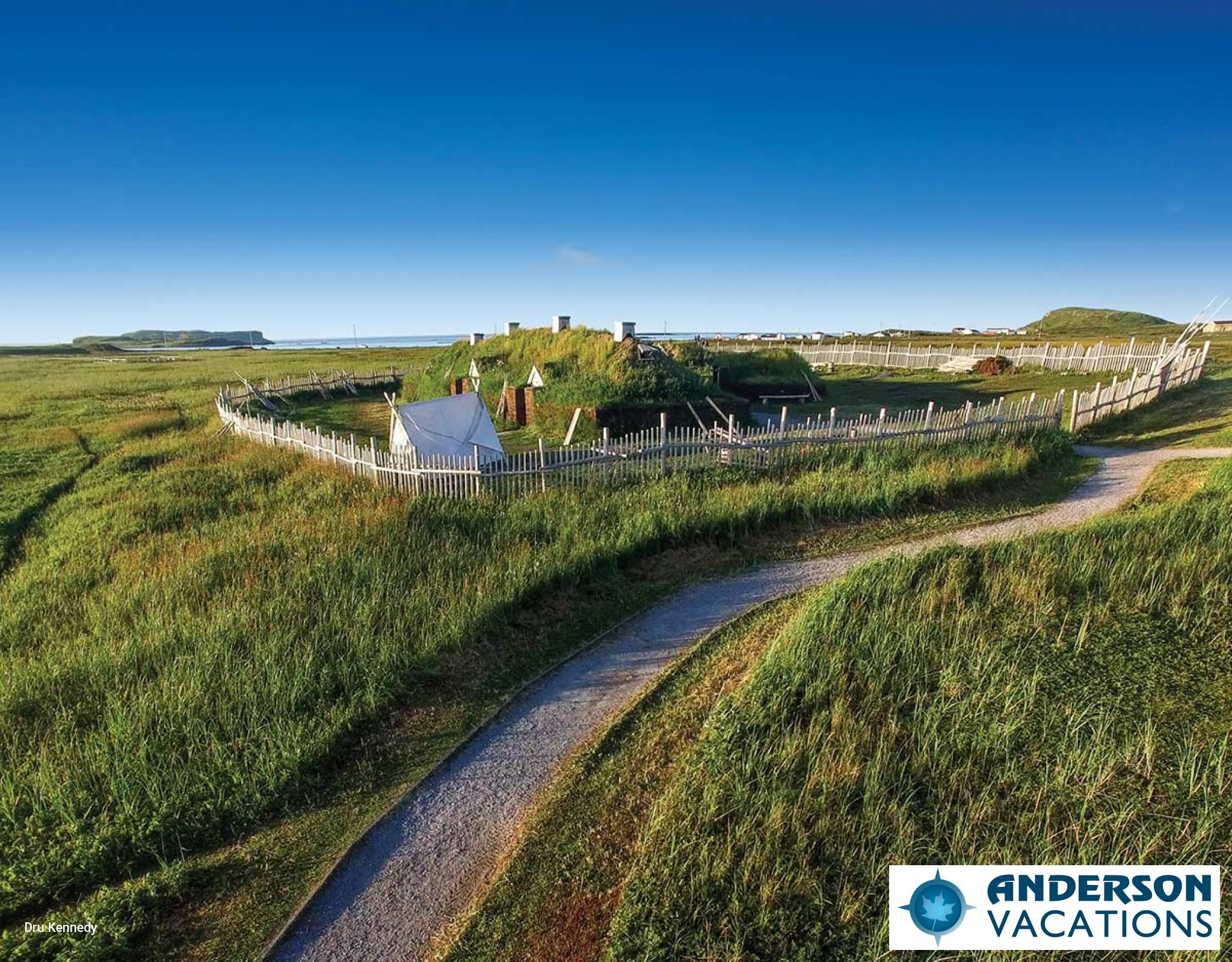 Lanse aux Meadows