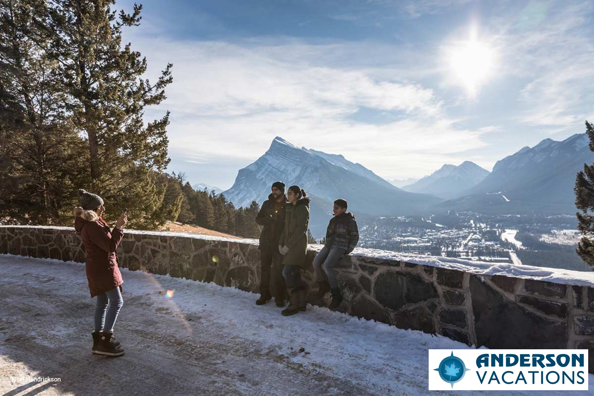 Norquay Lookout