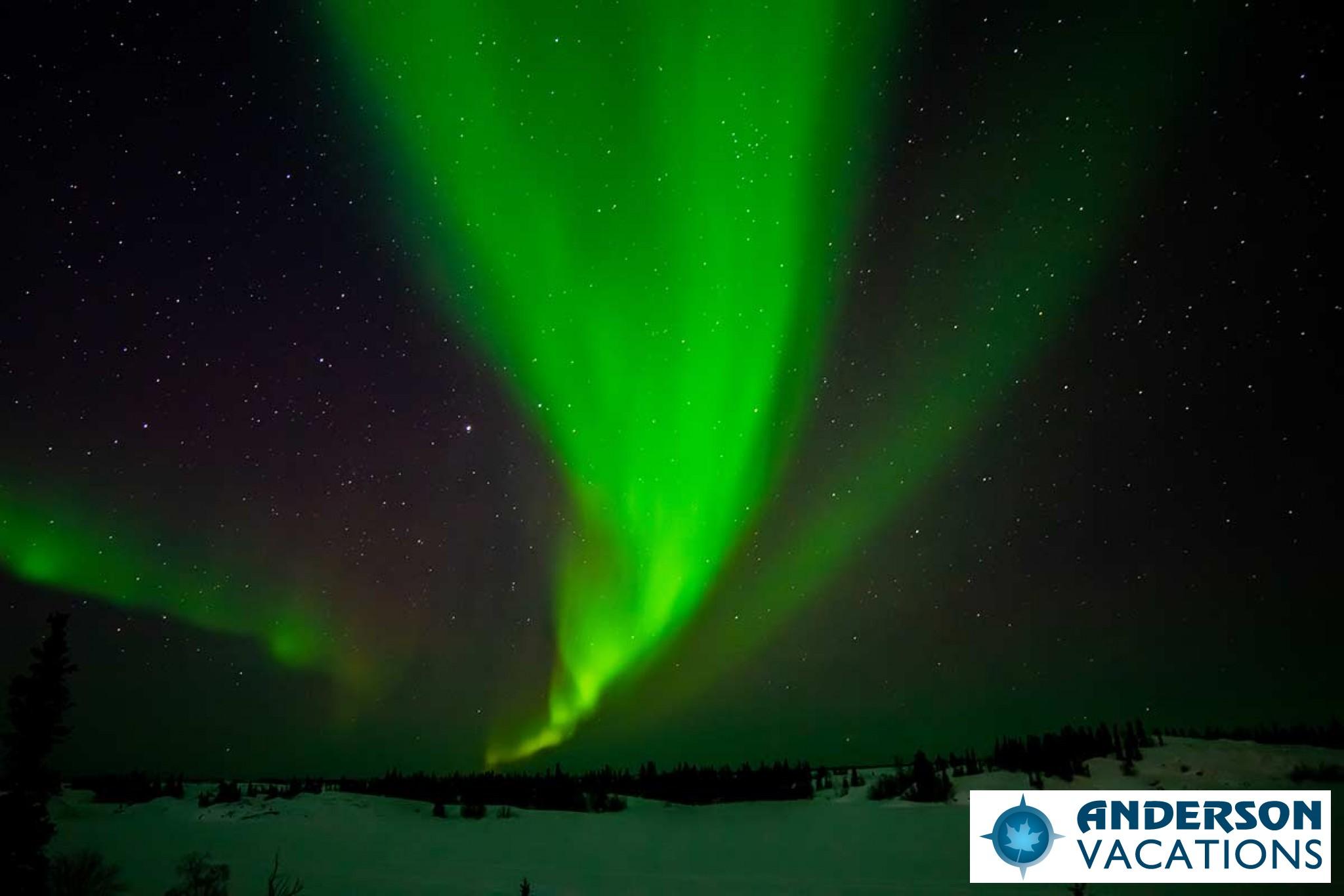 Northern Lights Yellowknife