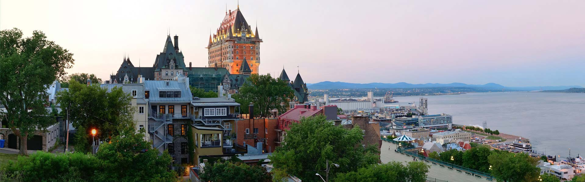 Quebec Tours