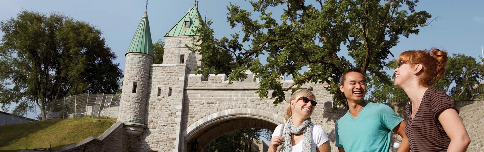 Ontario And Quebec Tour