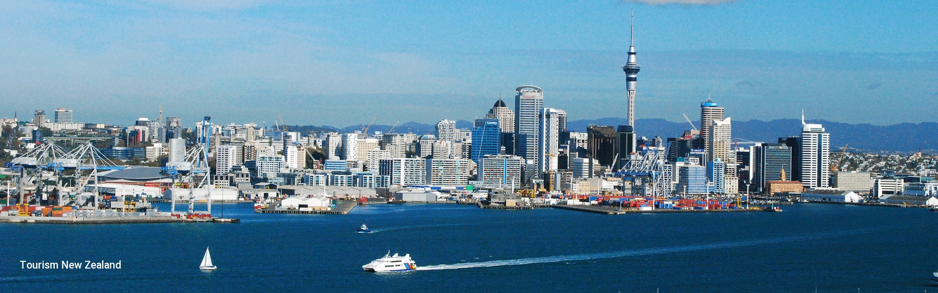 New Zealand Cruise Package