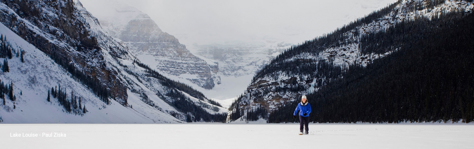 Lake Louise Tour