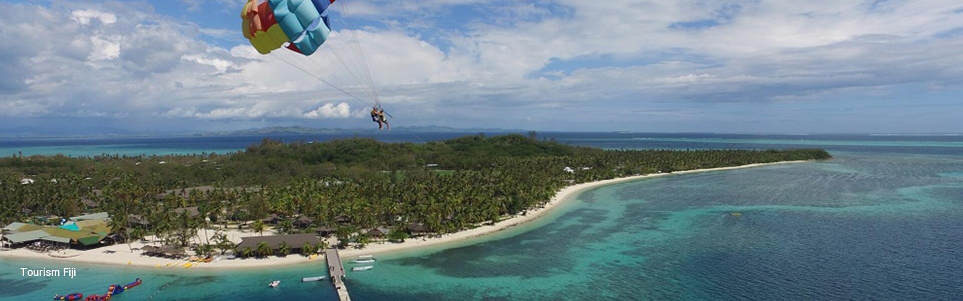 Mamanuca Islands Trip