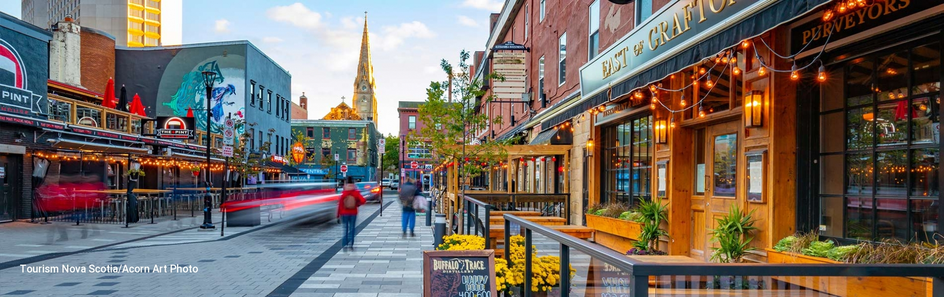 Halifax Travel