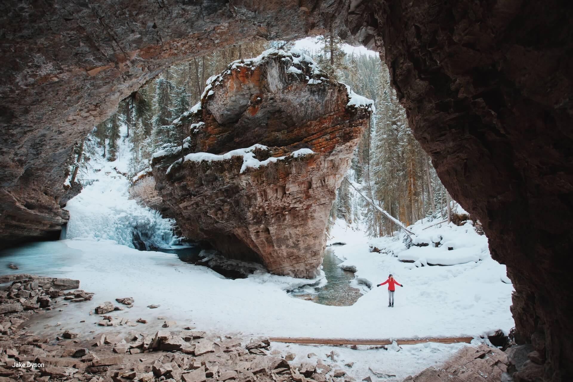 Banff Winter Trip