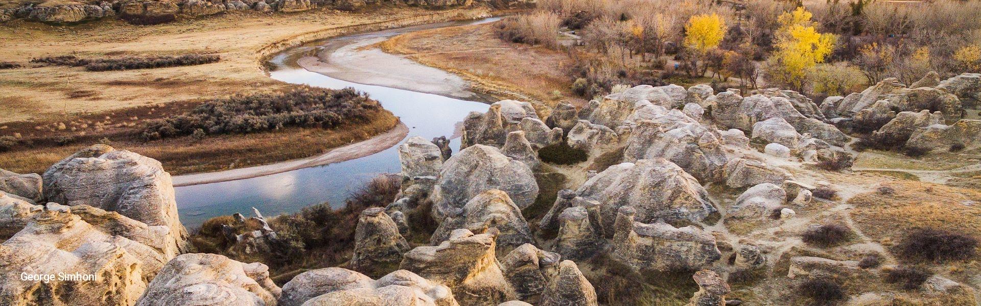 Alberta Tours / Dinosaur Provincial Park