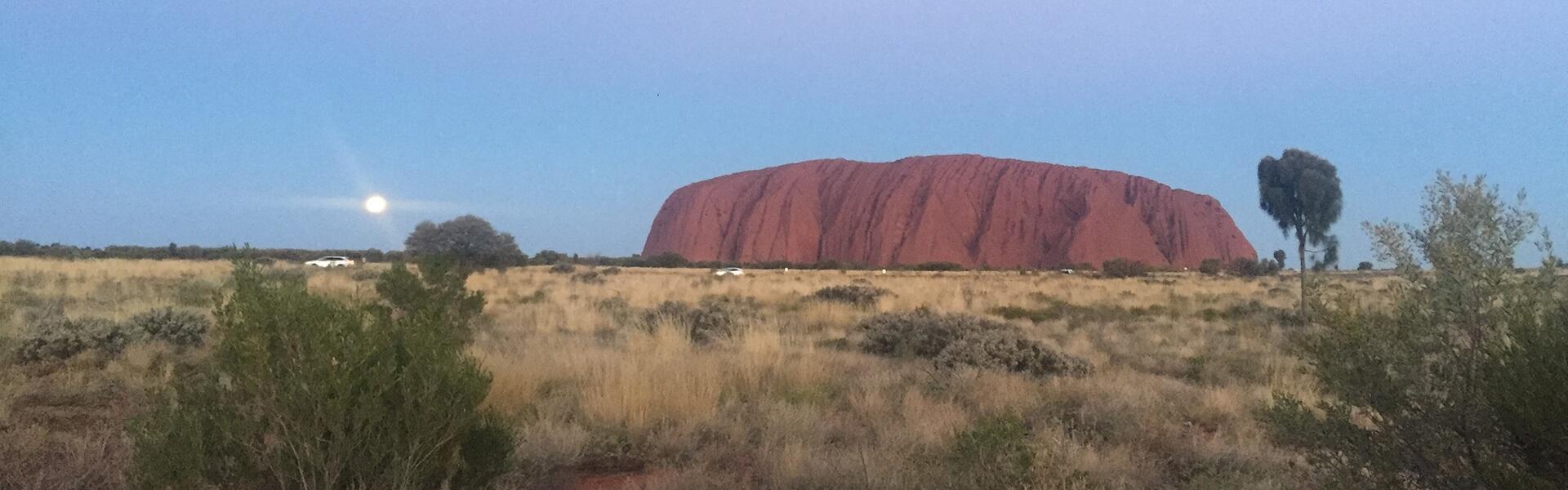 Central Australia Tours