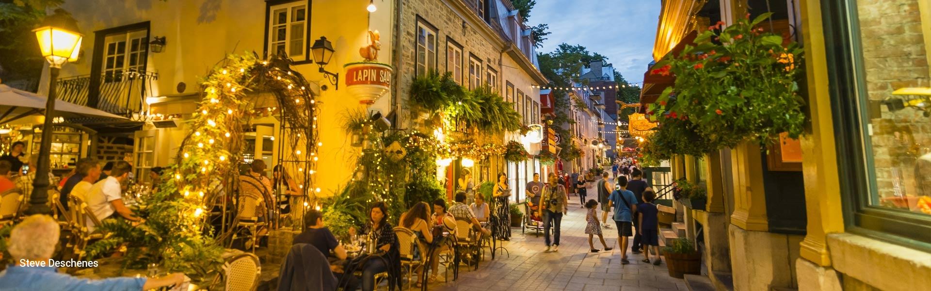 Quebec Tours