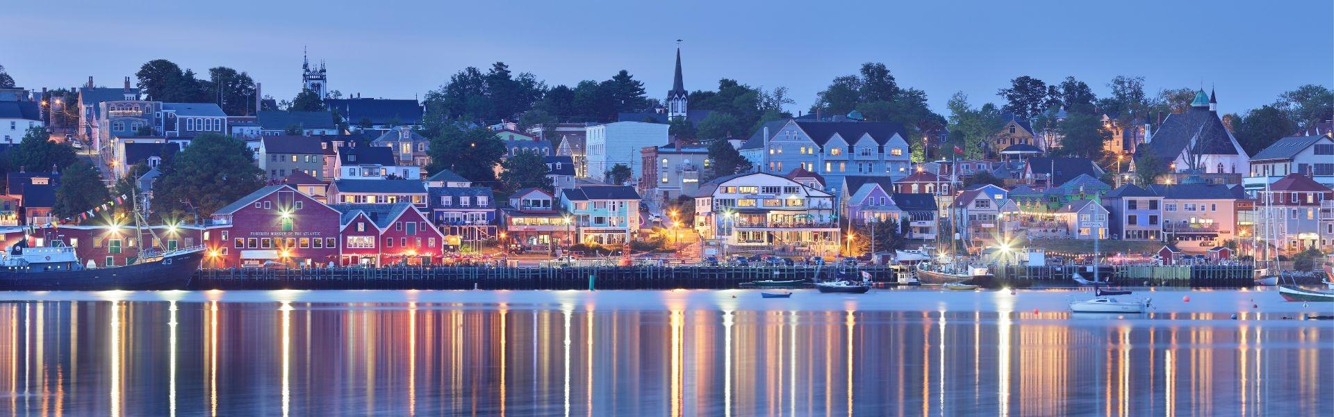 Canadian Maritime Provinces Tour