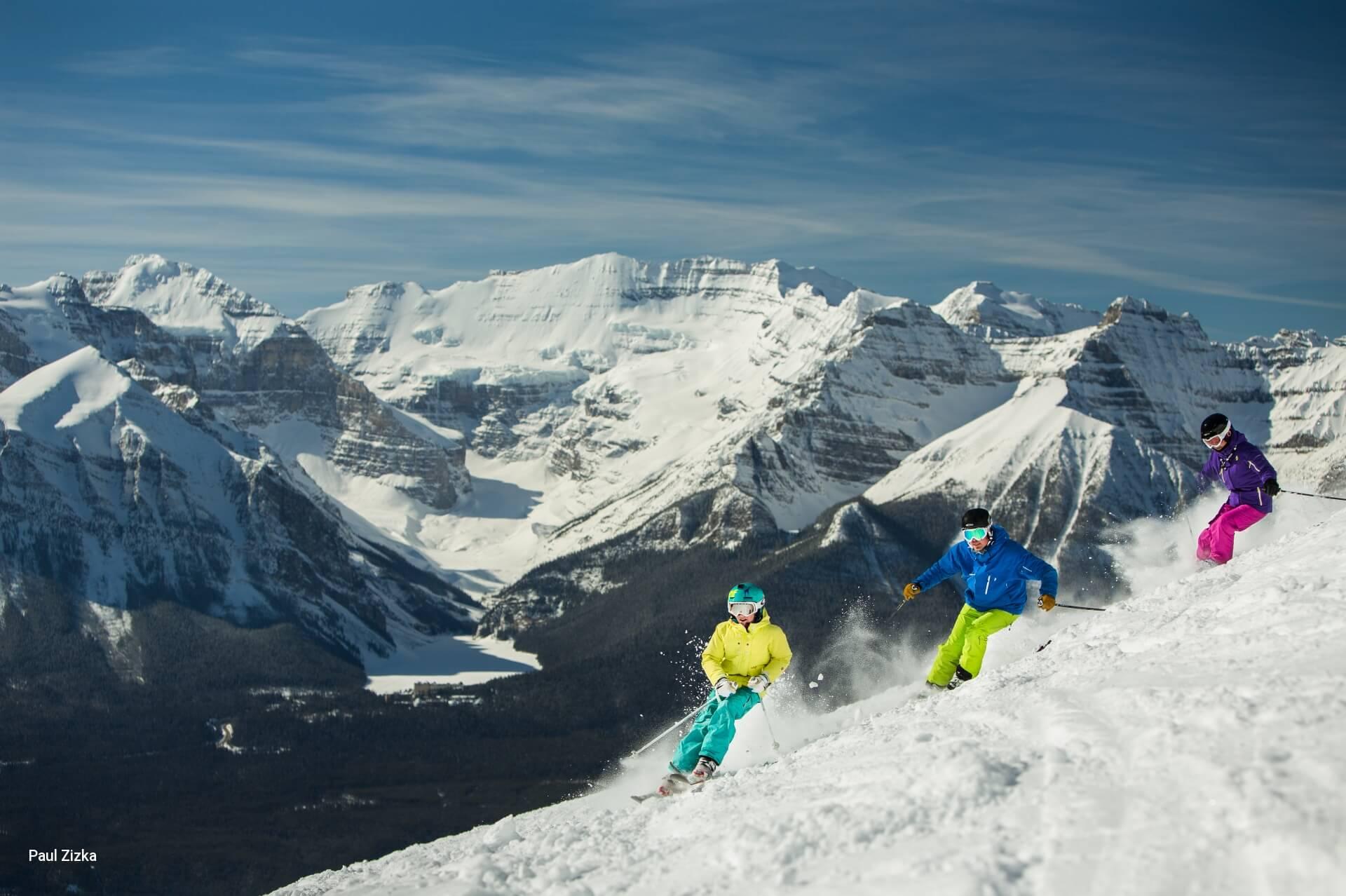 Alberta Ski Tours