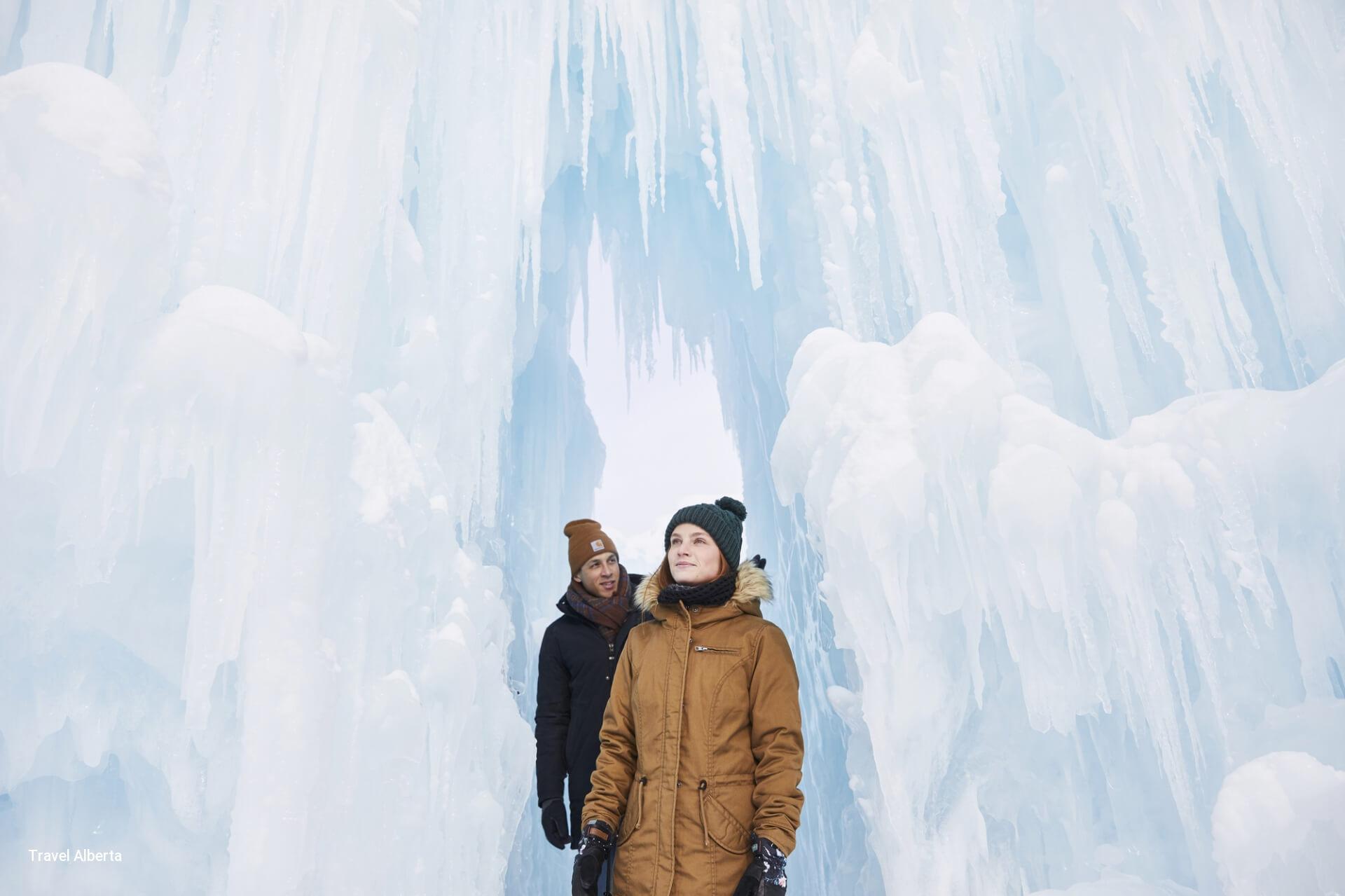 Canadian Rockies Winter Tours