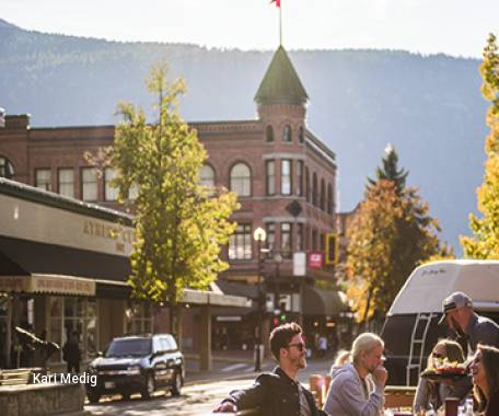 7 Day Okanagan & the Kootenays