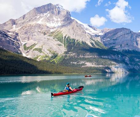 10 Day Best of the Canadian Rockies with Rocky Mountaineer