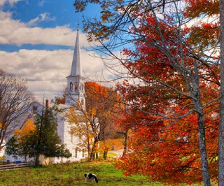 11 Day New England Fall Foliage